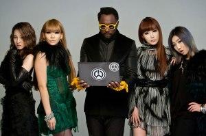 2NE1+&+WILL.I.AM